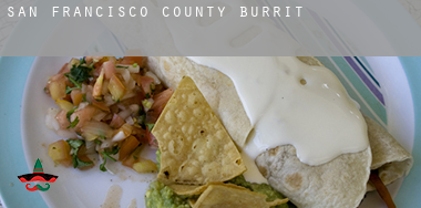San Francisco County  Burrito